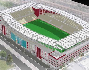 Când va fi gata stadionul Giulești. CNI a anunțat perioada în care stadionul...