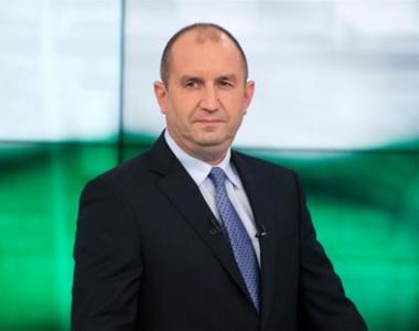 Președintele Bulgariei, Rumen Radev, intră în autoizolare, după ce a intrat în contact...