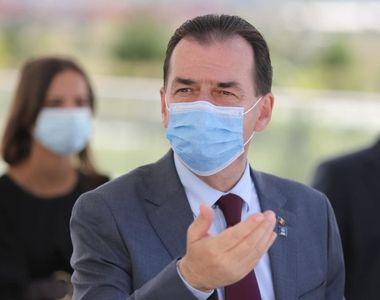 Cum se ferește Ludovic Orban de coronavirus. Obiceiul pe care îl are zilnic