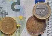 Curs valutar BNR, azi 21 octombrie.  Moneda euro se păstrează la cota de alertă