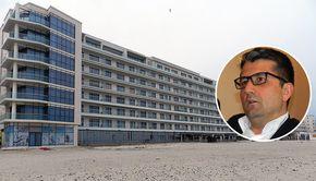Foştii primari ai Constanţei, Decebal Făgădău şi Radu Mazăre, trimişi în judecată de DNA. Hotel construit pe plaja din Mamaia
