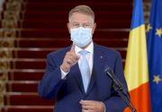 Președintele Klaus Iohannis: Alegerile parlamentare nu se pot amâna. Pandemia nu va lua sfârşit nici în ianuarie, februarie sau martie