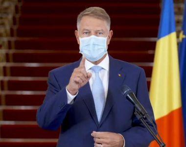 Președintele Klaus Iohannis: Alegerile parlamentare nu se pot amâna. Pandemia nu va lua...
