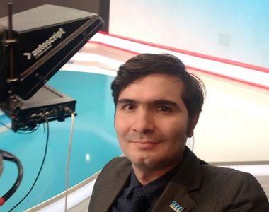 Bogdan Anicescu, interpretul care traduce mesajele autorităților pentru persoane cu...