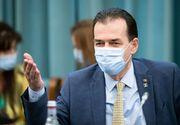 Ludovic Orban, veste bună despre creşterea numărului de persoane infectate cu virusul Sars-Cov-2