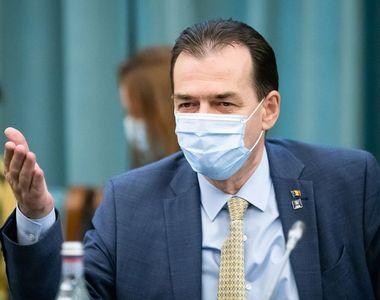 Ludovic Orban, veste bună despre creşterea numărului de persoane infectate cu virusul...