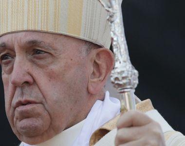 Papa Francisc de acord cu uniunea civilă dintre două persoane de același sex