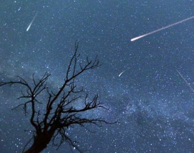 Orionidele 2020. Cum să vezi cu ochiul liber ploaia de meteoriți