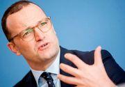 Ministrul german al Sănătăţii, diagnosticat cu Covid-19