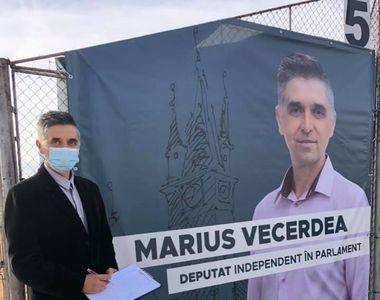 Finul lui Klaus Iohannis vrea să devină deputat! Marius Vecerdea nu se bazează pe...
