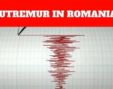 Seism în România. Ce magtitudine a avut cutremurul