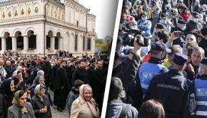 VIDEO - Pelerinaj în plină pandemie. Biserica a convins Statul