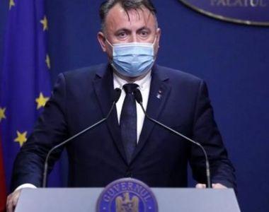 Ministrul Nelu Tătaru, declarații privind situația de la terapie intensivă în mai multe...