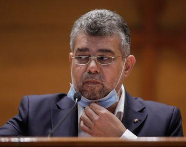 """Ciolacu: """"Eficienţa măştilor în spaţiile închise ni s-a demonstrat nouă clar că este..."""