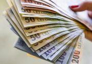 Curs valutar, azi 23 octombrie 2020. Ce se întâmplă cu bancnotele europene
