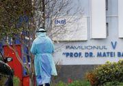 Act de sinucidere la Institutul Matei Balș din Capitală! Un pacient s-a aruncat de la etajul 2