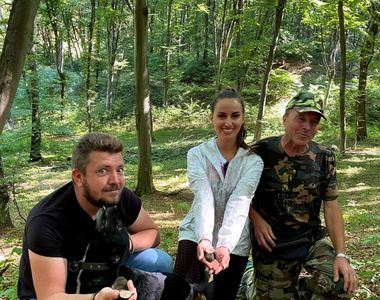 "Sambata aceasta, de la ora 15:00, in ""ROventura"",  George Mihai si Andreea Stravoiu, la..."