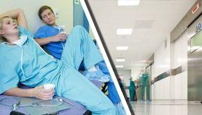 VIDEO - Voluntarii îi ajută pe medici. O gură proaspătă de aer