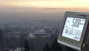VIDEO - Aerul din Capitală, irespirabil. Poluare de la centrale
