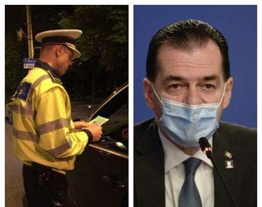Guvernul ia în calcul restricția circulației pe timp de noapte! Mutare de urgență din...