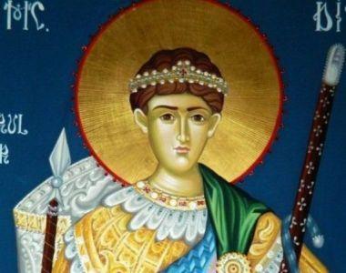 Obiceiuri și tradiții de Sfântul Dumitru