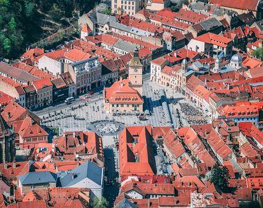 Orașul turistic din România care intră în scenariul roșu. S-a depășit rata de infectare...