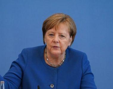 Avertisment cumplit transmis de Angela Merkel