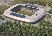 Ce oraș din România va avea un stadion în valoare de 45 de milioane de euro și sală polivalentă de 27 de milioane de euro