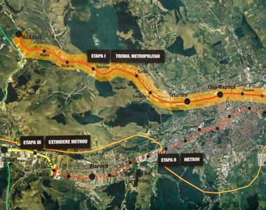 Viitorul metrou din Cluj: Află cum va arăta întregul proiect