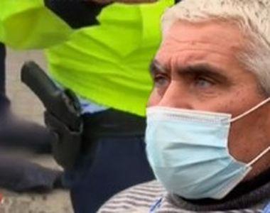 VIDEO - Un vânzător acuză polițiștii: M-au încătușat și bătut