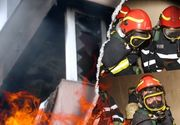 VIDEO - Explozie într-un bloc din Capitală. Un bărbat a murit