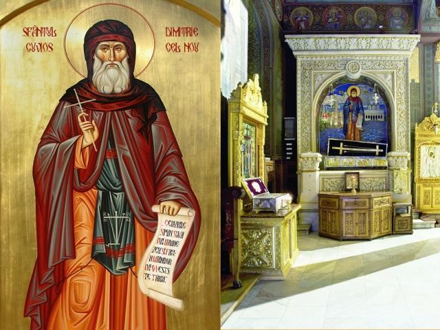 Sfântul Dimitrie cel Nou 2020: Marţi este sărbătoare mare pentru toţi românii! Ce nu este bine să faci în această zi sfântă?