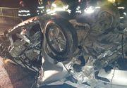 VIDEO - Accident cumplit - familie distrusă. Un copil a murit