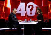 """A vrut să-l bată Marian Vanghelie pe Adrian Năstase?  Ce răspuns a dat la """"40 de întrebări cu Denise Rifai"""""""