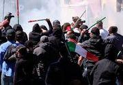 Italia: Proteste violente împotriva noilor restricții