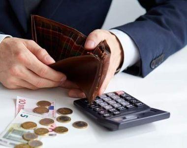 Veste proastă: Ce categorie de români nu vor mai primi bani luna aceasta