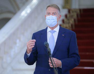 Klaus Iohannis, anunțul momentului, după adâncirea crizei COVID-19