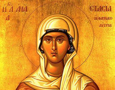 Mesaje și urări de la mulți ani de Sfânta Anastasia. Felicitări virtuale