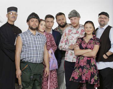 "Actorii din ""Moldovenii"" au scos o melodie. Piesa asta este hit, ""Moldovenii"" pe repeat"