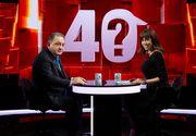 """Marian Vanghelie a vorbit la """"40 de întrebări cu Denise Rifai"""" despre motivul divorțului de prima sa soție"""