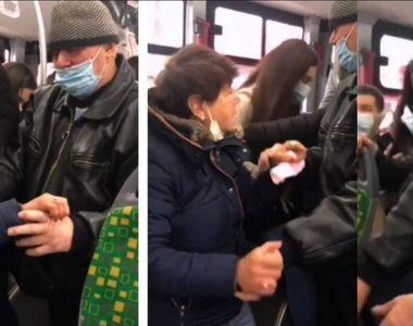 VIDEO - Românii, agresivi din cauza măștii. Violență peste tot