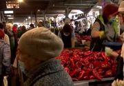 VIDEO - Intermediarii cresc prețul fructelor și legumelor la piață