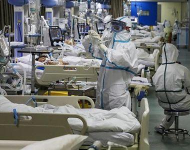 Situaţie dramatică în Franţa: Peste 3.000 de bolnavi de COVID-19 sunt la reanimare