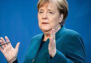 """Angela Merkel exprimă """"solidaritatea"""" Germaniei cu Franţa după atacul de la Nisa"""