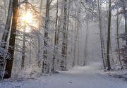 Iarna își intră în drepturi - Anunțul meteo care cutremură România. Frig și ninsori în toate regiunile din țară