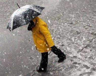 Cum va fi vremea în București în weekend. Prognoza ANM de ultim moment