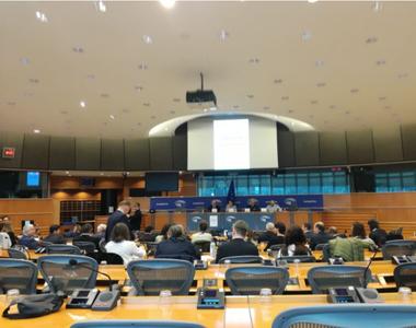 Parlamentul European se va închide din cauza virusului SARS Cov 2