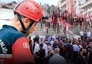 VIDEO - Cutremur devastator în Turcia. Izmir, afectat puternic