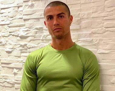 Cristiano Ronaldo, test negativ de COVID-19. Fotbalistul își reia activitatea