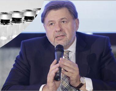 Previziunea lui Alexandru Rafila: Vom avea cel puțin 10.000 de cazuri noi de COVID, pe...
